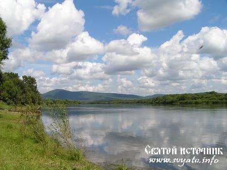 Река Бикин