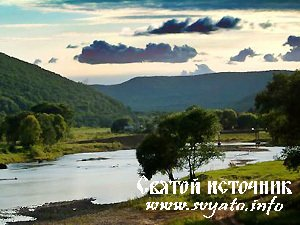 Река Арсеньевка