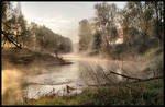 Река Сухая Горькая