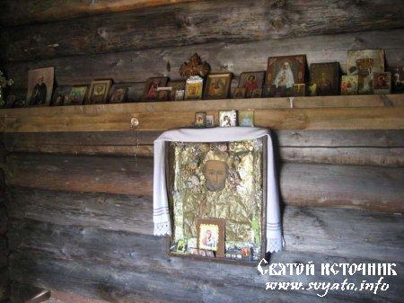 Родник «Мшенский», святой источник иконы Казанской Божией Матери деревня Мшенцы