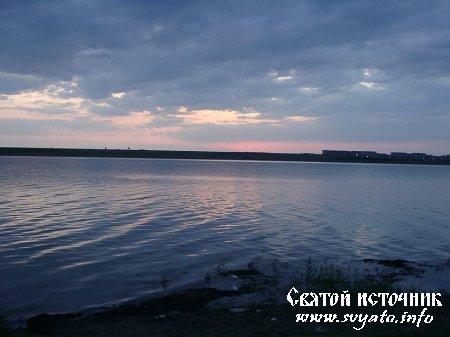 Река Мокрая Буйвола