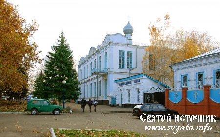 Кореновский Свято Успенский женский монастырь