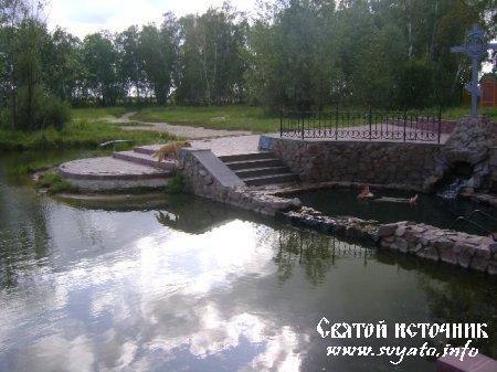Святой источник Ачаирского Крестового монастыря село Ачаир