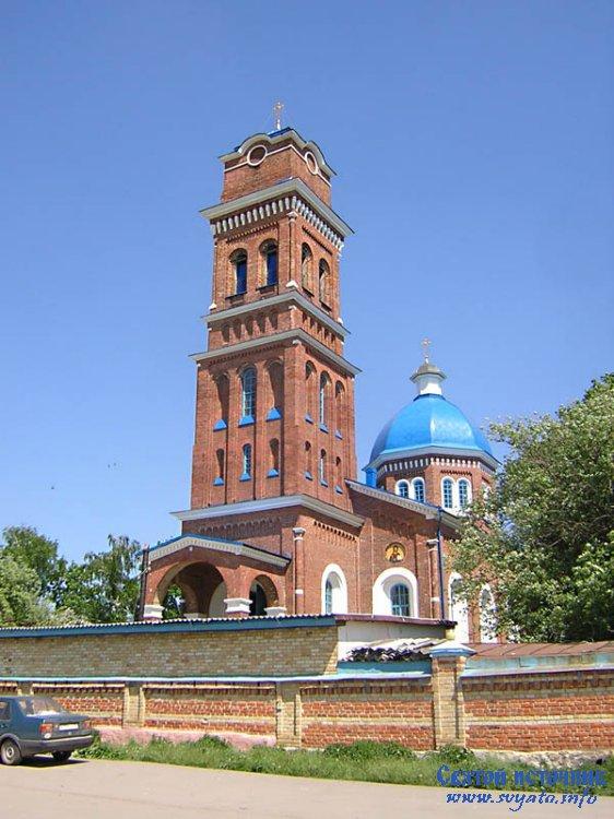 Свято-Казанский женский монастырь село Папоротка