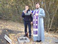 Родник «Студенец», святой источник село Никольское