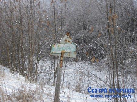 Родник «Николаевский», святой источник у деревни Николаевка